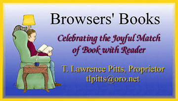 Browsers' Books is open by appointment only.  Please email for details.